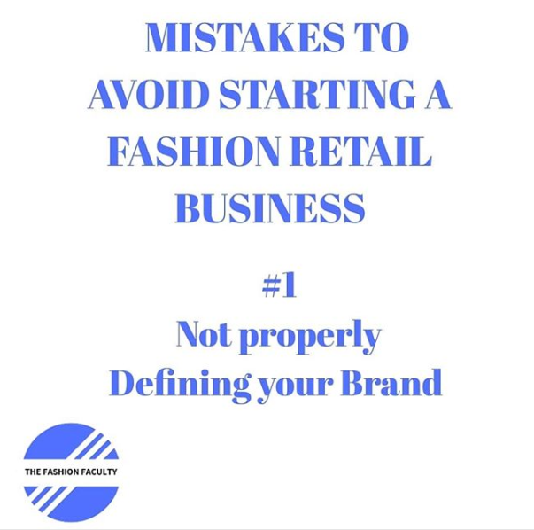 Mistakes to Avoid Starting a Fashion Retail Business